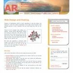 Anatomy of Restlessness 2012 Homepage