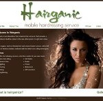 Hairganic Mobile Hairdressing