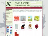 Twig and Spring